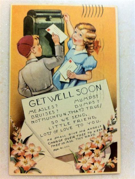 vintage novelty postcard child