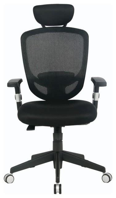 viva office ergonomic mesh high back multifunction swivel