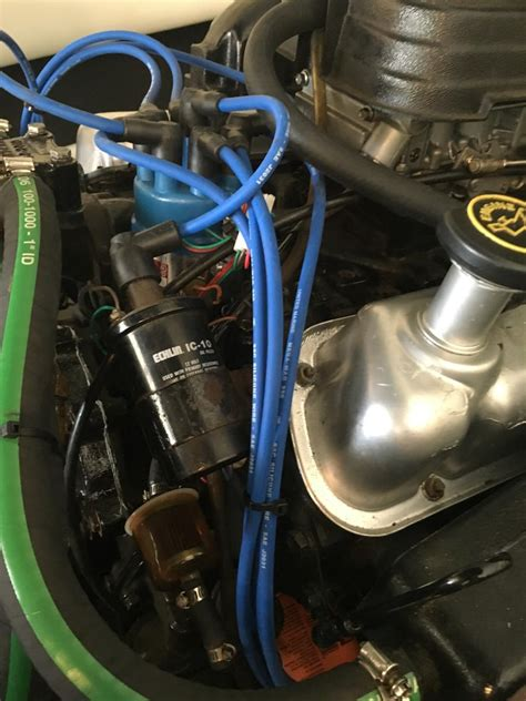 89 Mustang Fuel Filter Location by 351w Mechanical Fuel Teamtalk