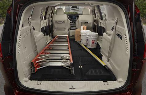 2018 Chrysler Pacifica Awd, Interior, Changes Autosduty