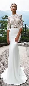 Wedding Dresses by Milla Nova u201cWhite Desireu201d 2017 Bridal Collection