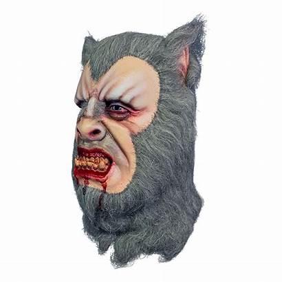 Werewolf Horror Hammer Curse Mask Halloween
