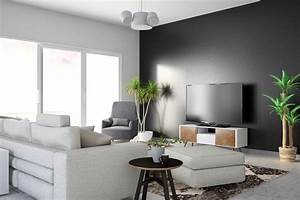 30, Black, Living, Room, Ideas, Forced, Me, To, Rethink, This, Design