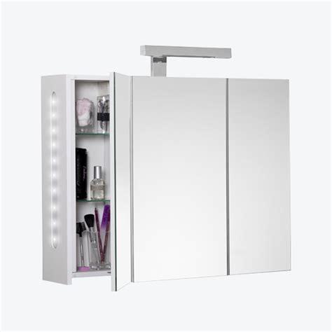 armoire de toilette miroir armoire de toilette miroir de salle de bain luminaires aquarine