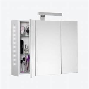 Armoire De Toilette But : armoire de toilette miroir de salle de bain luminaires ~ Dailycaller-alerts.com Idées de Décoration