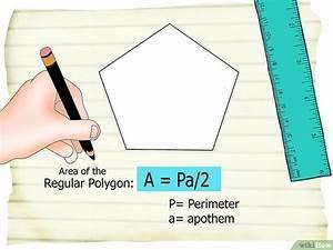 Polygon Berechnen : die fl che eines pentagons berechnen wikihow ~ Themetempest.com Abrechnung