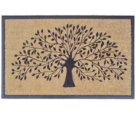 doormats australia 120x75cm tree of with rubber edge