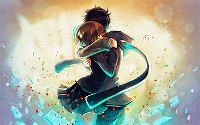 Wallpapers Lovers 1080p Couples Anime Boy Couple