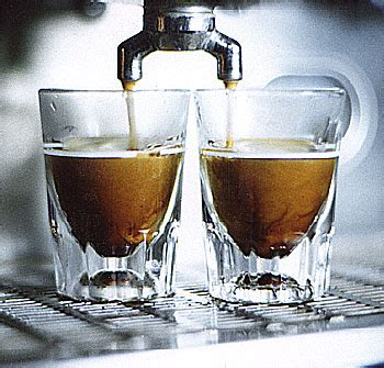 A shot in this context usually means one ounce, or so, of espresso. The Espresso Book Machine: Double Shot of Innovation ...