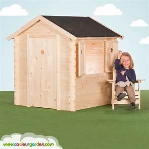 Maison De Jardin En Bois Enfant : maison en bois pour enfant pas cher cabanes abri jardin ~ Dode.kayakingforconservation.com Idées de Décoration