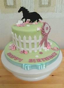 Horse Theme - CakeCentral com