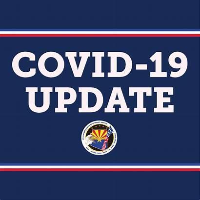 Covid Update Arizona State Veteran Veterans Az