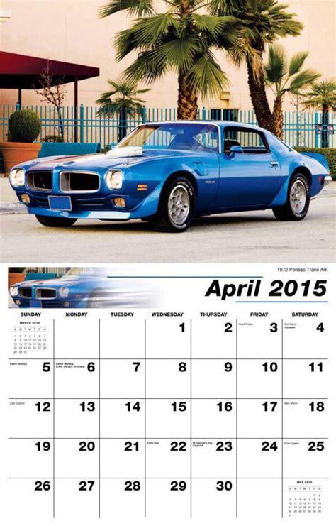 gm classics gm classic cars pontiac firebird classic calendar date