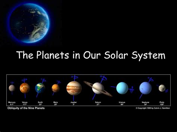 My World: Planetary Phrases