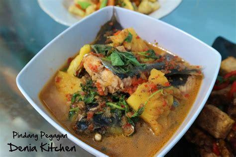 Resep masakan pindang pegagan ikan patin : Pindang Meranjat Palembang - Tekstur ikan patin berdaging lembut memang paling enak. - Voodoking ...