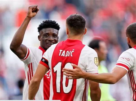 Kudus Mohammed did an excellent job- Ajax manager Erik Ten ...