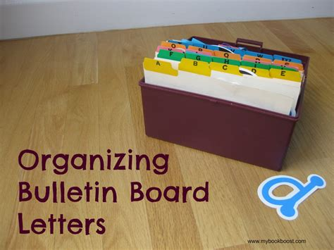 bulletin board letters organizing bulletin board letters classroom management 16197