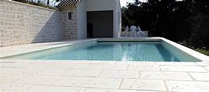 Carrelage Terrasse Piscine : terrasse piscine carrelage finest plage de piscine pierre ~ Premium-room.com Idées de Décoration