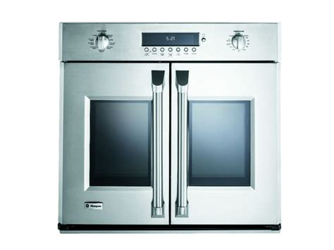 ultra high  kitchen smarts   ge monogram french door wall oven cnet