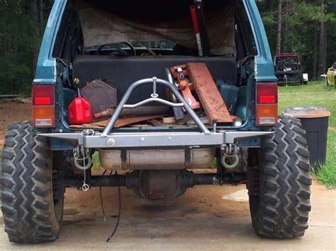 jeep cherokee rear bumper custom rear bumper in griffin ga jeep cherokee forum