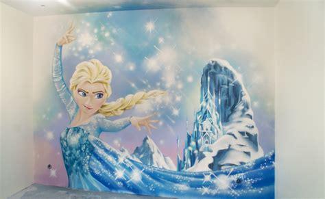 chambre reine des neiges decoration chambre la reine des neiges visuel 5