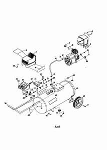 Craftsman Model 919165310 Air Compressor Genuine Parts