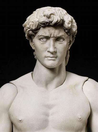 David Eyes Venus Michelangelo Milo Figures Classical