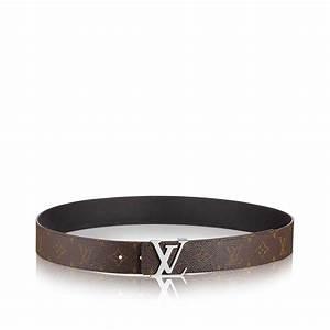 Louis Vuitton Monogram Lv Initials Reversible 40mm Unisex