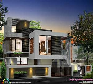 Single floor turning to a double floor home - Kerala home ...