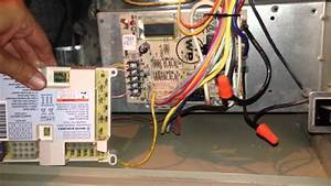 Circuit Board Capacitor Blower