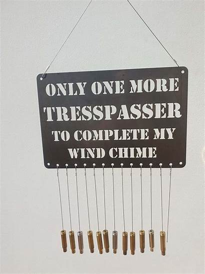 Humorous Chime Wind Cartridges Displaying Laws Included
