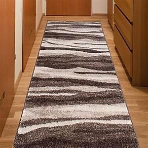 Teppich Flur Läufer : braun l ufer und weitere teppiche teppichboden ~ Lateststills.com Haus und Dekorationen