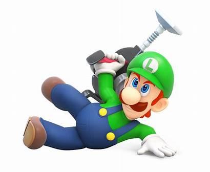 Luigi Mario Rabbids Kingdom Battle Transparent Yoshi