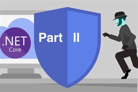 core asp application securing