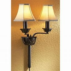 Hunter® Outdoor Wall Sconce  203709, Solar & Outdoor