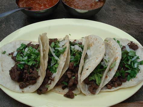 recette cuisine americaine cuisine les plats typiques du mexique voyagemexico