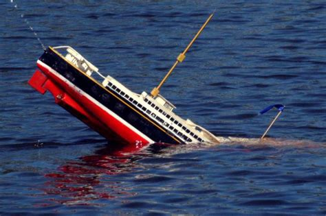 Sinking Big Boats by Coast Guard Sinking Even Faster Wired