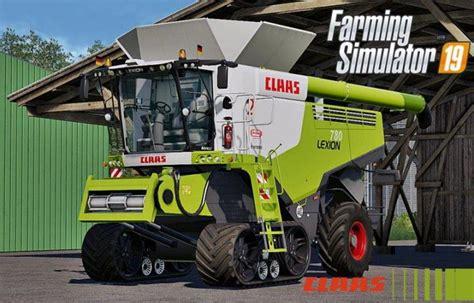 Fs19 Claas Lexion 780 Full Pack V2 Simulator Games Mods