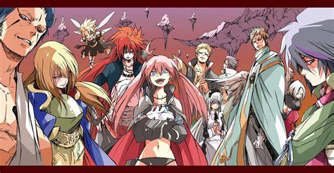 demon lord tensei shitara slime datta ken wiki fandom