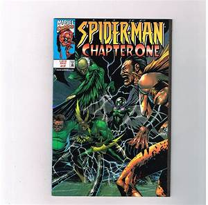 SPIDER-MAN CHAPTER ONE #2 Dynamic Forces exclusive variant ...