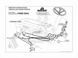 33 Ford 5000 Power Steering Diagram