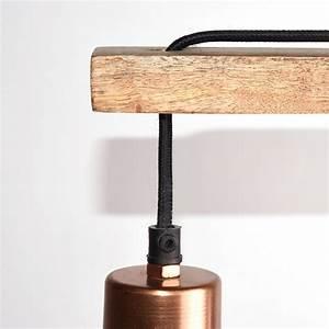 Lampe à Poser Bois : lampe en cuivre ug31 jornalagora ~ Teatrodelosmanantiales.com Idées de Décoration