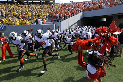 35+ Oklahoma State Football Field  Images