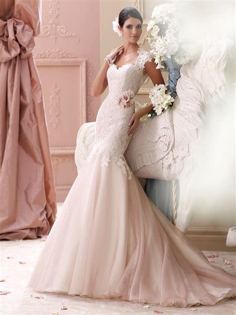 pink wedding dresses light pink wedding dress