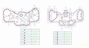 2001 Subaru Legacy Bolt Socket  Belt  Cover  Timing