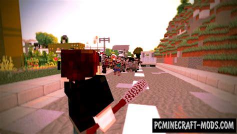 minecraft zombie resource pack mods java