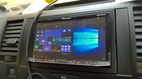 Car Apps Windows 10 by Someone Got Their Windows 10 Mobile Phone To Work With