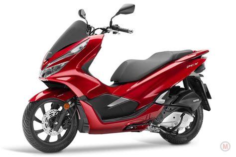 Pcx 2018 April by Alles De 2018 Honda Pcx125 Motorscooter Kort Snel