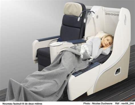 siege business air espace affaires air un nouveau fauteuil lit de 2