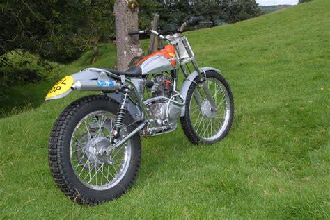 Miller Honda trial magazine classic test miller hi boy honda 150cc 2008